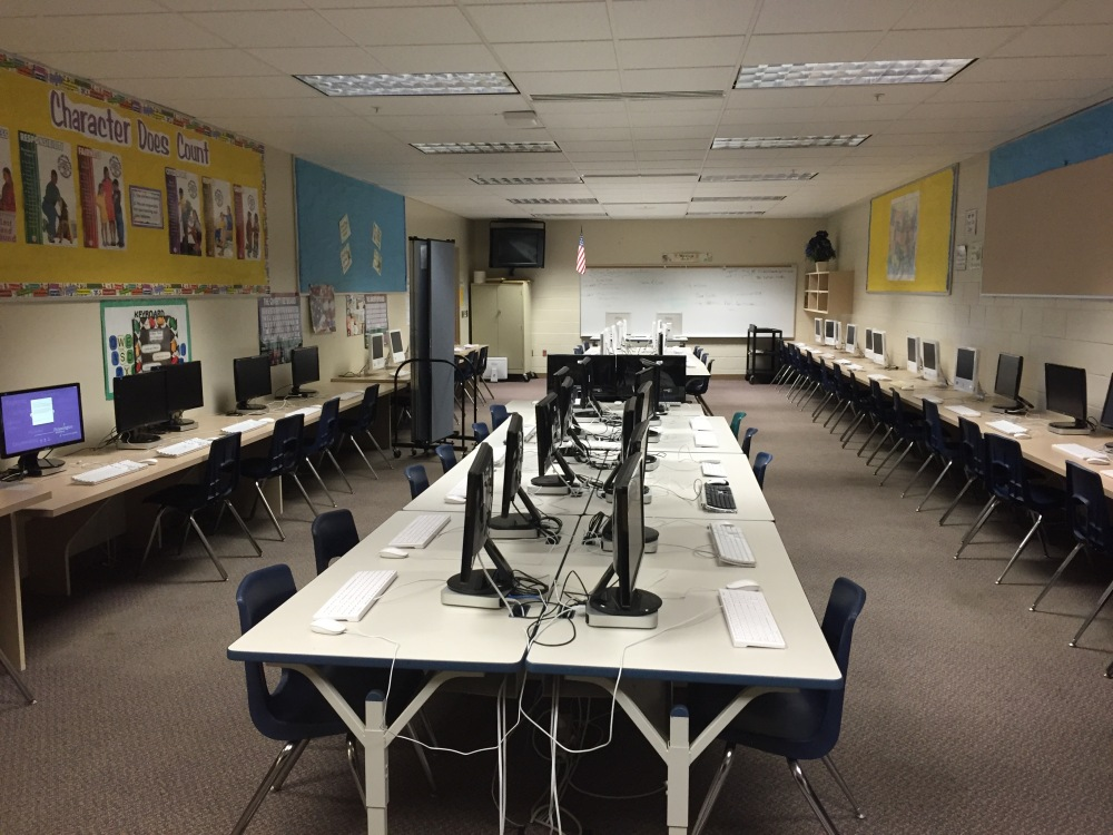 The Irrelevant Computer Lab – Teaching & Learning with Technology